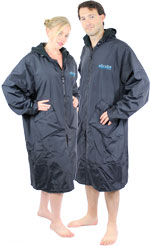 eScuba Dive Parka with Hood and Polar Fleece Lining eScom300-S e079758
